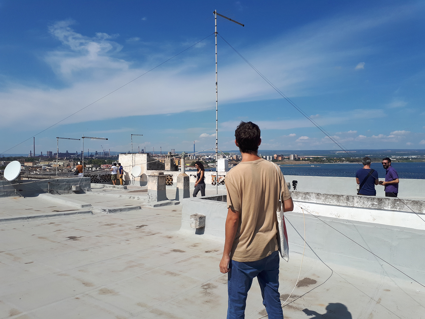POST DISASTER ROOFTOPS Introduzione